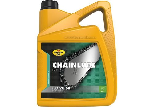 Kroon Oil Chainlube Bio - Kettingzaagolie, 5 lt