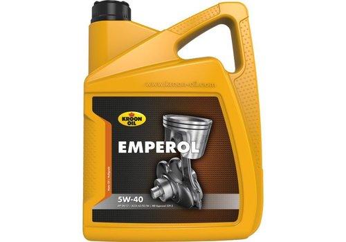 Kroon Oil Emperol - Motorolie 5W-40, 5 lt