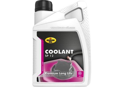 Kroon Oil Coolant SP 12 - Koelvloeistof, 1 lt