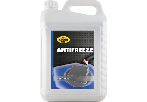 Kroon Oil Antifreeze - Antivries, 5 lt