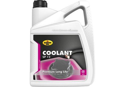 Kroon Oil Coolant SP 12 - Koelvloeistof, 5 lt