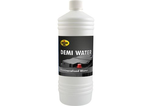 Kroon Oil Demi Water - Gedemineraliseerd water, 1 lt