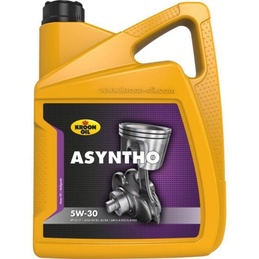Asyntho 5W-30 - Motorolie, 4 x 5 lt-2