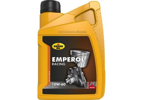 Kroon Oil Emperol Racing 10W-60 - Motorolie, 1 lt