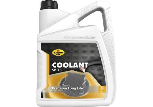 Kroon Oil Coolant SP 15 - Koelvloeistof, 5 lt