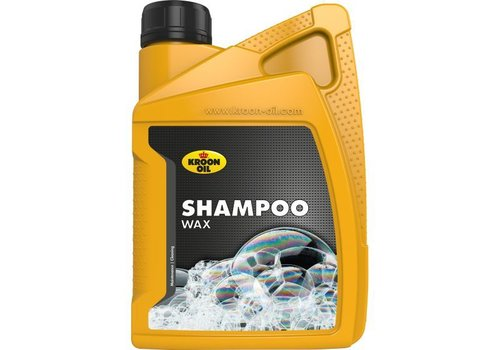 Kroon Oil Shampoo Wax - Autoshampoo, 1 lt