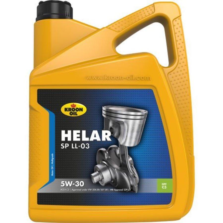 Helar SP LL-03 5W-30 - Motorolie, 5 lt-1