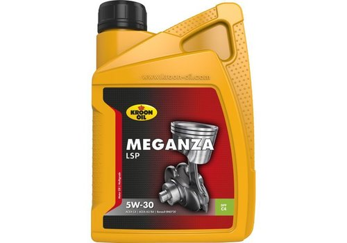 Kroon Oil Meganza LSP 5W-30 - Motorolie, 1 lt