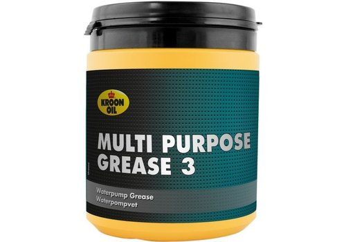 Kroon Oil Multi Purpose Grease 3 - Vet, 600 gr