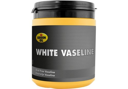 Kroon Oil White Vaseline - Vaseline, 600 gr