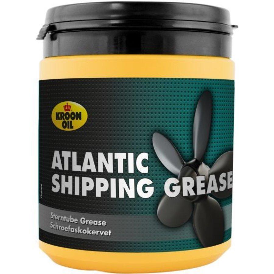 Atlantic Shipping Grease - Vet, 6 x 600 gr-2