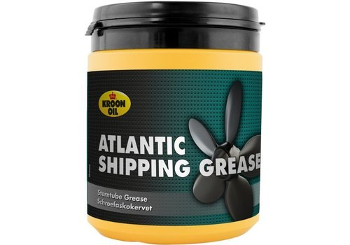 Kroon Oil Atlantic Shipping Grease - Vet, 600 gr