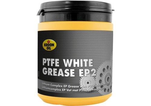 Kroon Oil PTFE White Grease EP2 - Vet, 600 gr