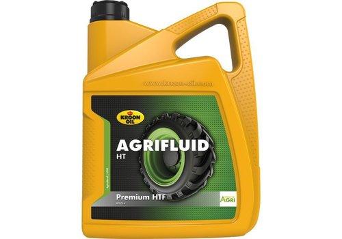 Kroon Oil Agrifluid HT - Universele hydraulische- en transmissieolie, 4 x 5 lt