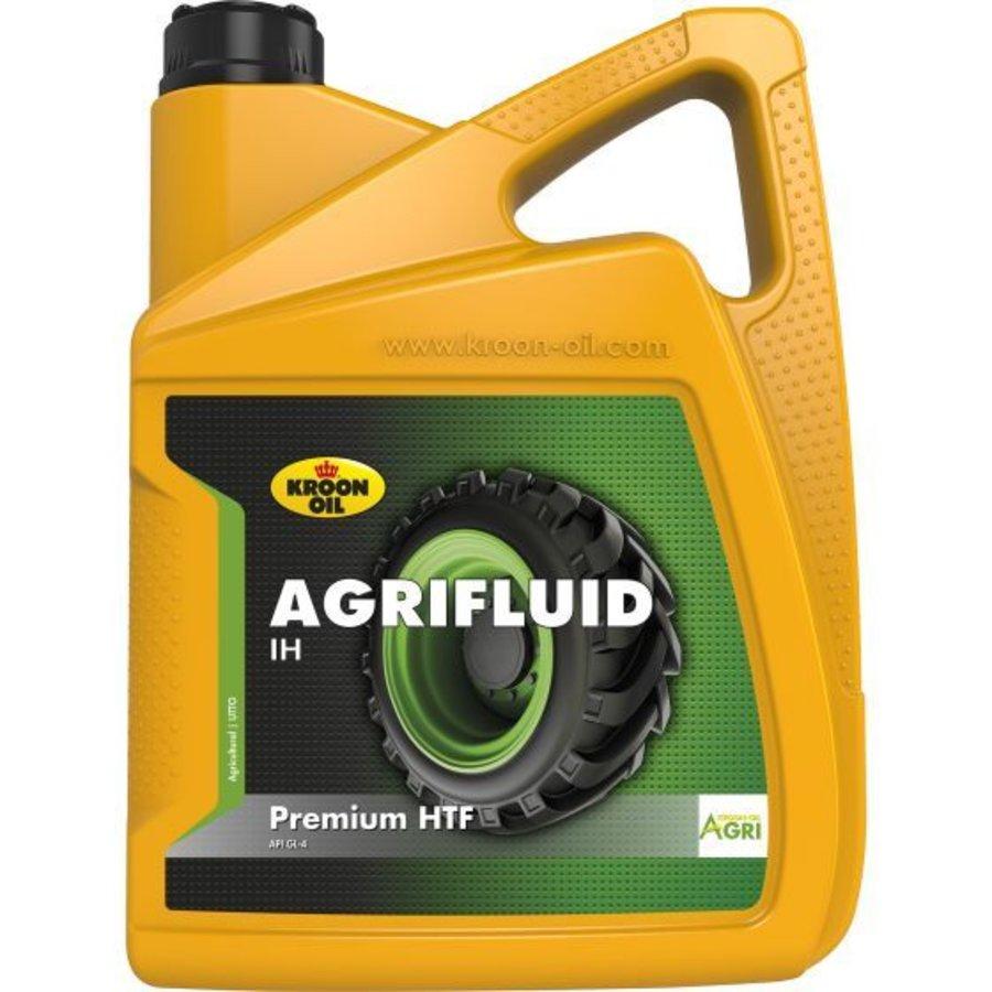 Agrifluid IH - Universele hydraulische- en transmissieolie, 4 x 5 lt-2