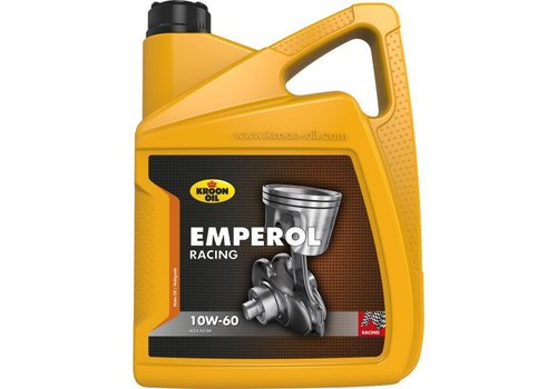 Kroon Oil Emperol Racing 10W-60 - Motorolie, 5 lt