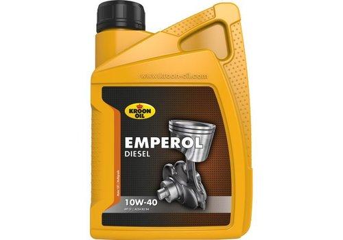 Kroon Oil Emperol Diesel 10W-40 - Motorolie, 1 lt
