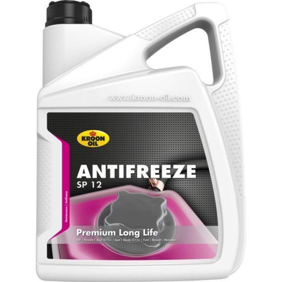 Antifreeze SP 12 - Antivries, 5 lt-1