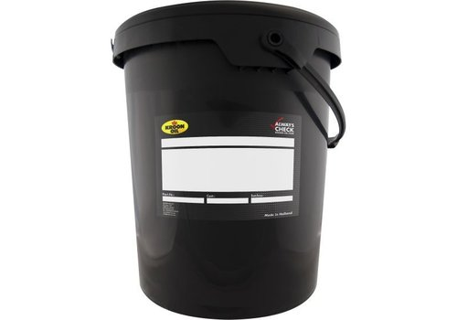 Kroon Oil PTFE White Grease EP2, 18 kg