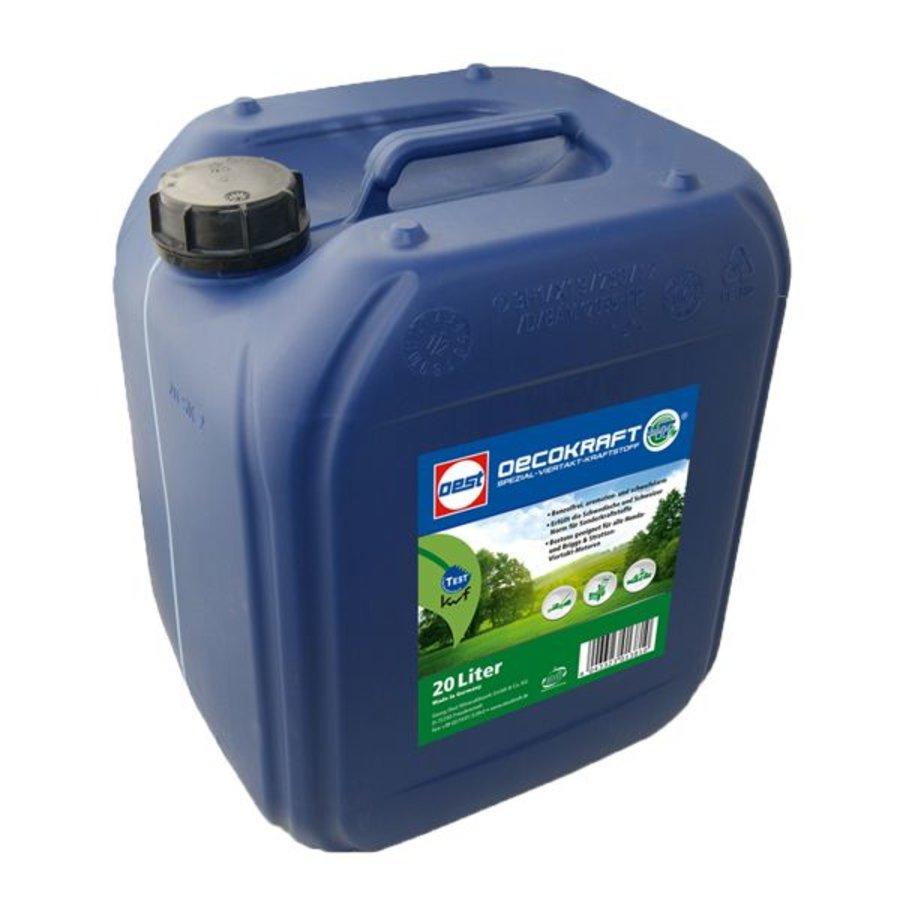 Oecokraft 4T - Alkylaatbenzine, 20 lt-1