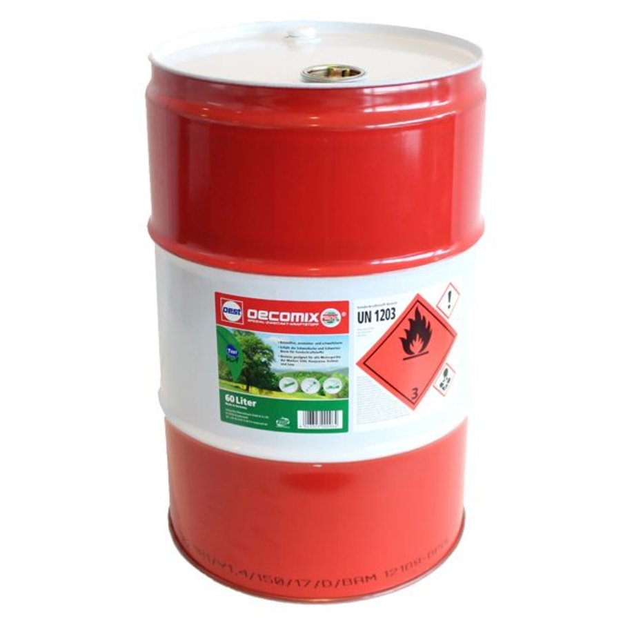 Oecomix 2T - Alkylaatbenzine, 60 lt-1