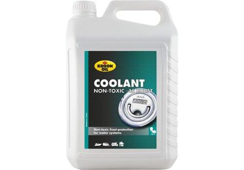 Kroon Oil Coolant Non-Toxic -45 Burst - Koelvloeistof, 5 lt