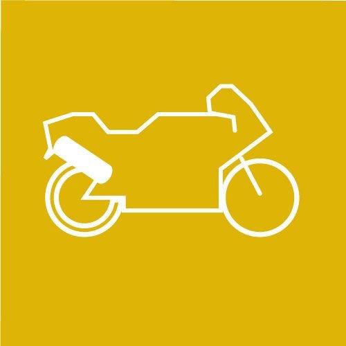 Motorfiets/Boot/Quad/Kart/Brommer