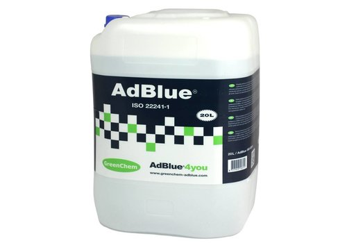 GreenChem AdBlue - 20 lt