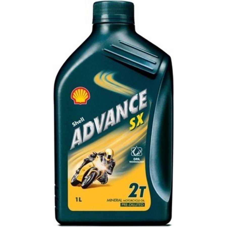 Advance SX - Motorfietsolie, 12 x 1 lt-2
