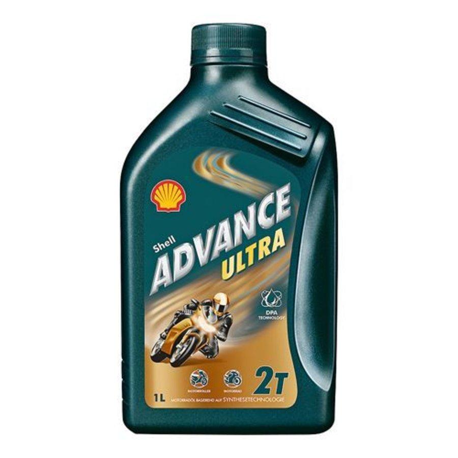 Advance Ultra 2T - Motorfietsolie, 12 x 1 lt-2