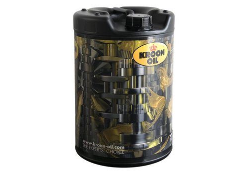 Kroon Oil Drauliquid DOT 5.1 - Remvloeistof, 20 lt