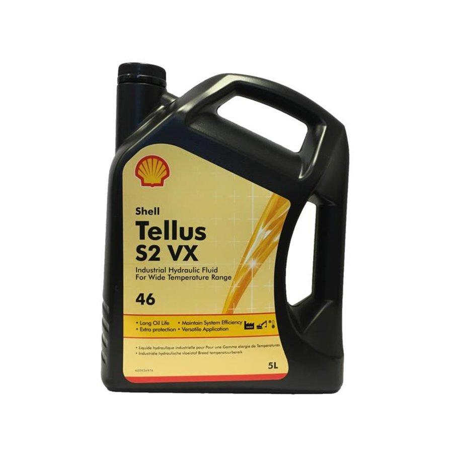 Tellus S2 VX 46 - Hydrauliekolie, 5 lt-1