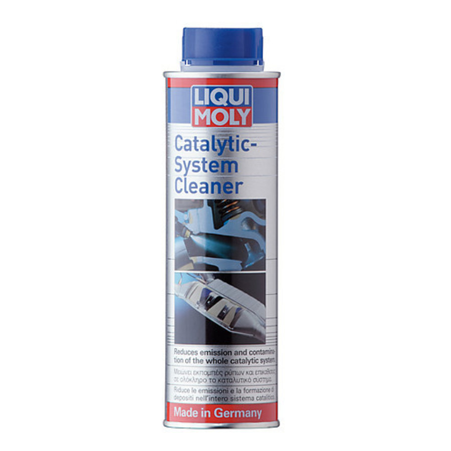Catalitic System Cleaner, 300 ml-1