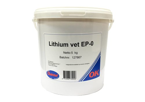 OK Lithiumvet EP 0, 5 kg