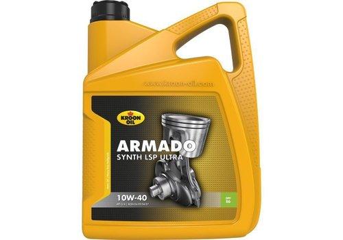 Kroon Oil Armado Synth LSP Ultra 10W-40 - Dieselmotorolie, 5 lt