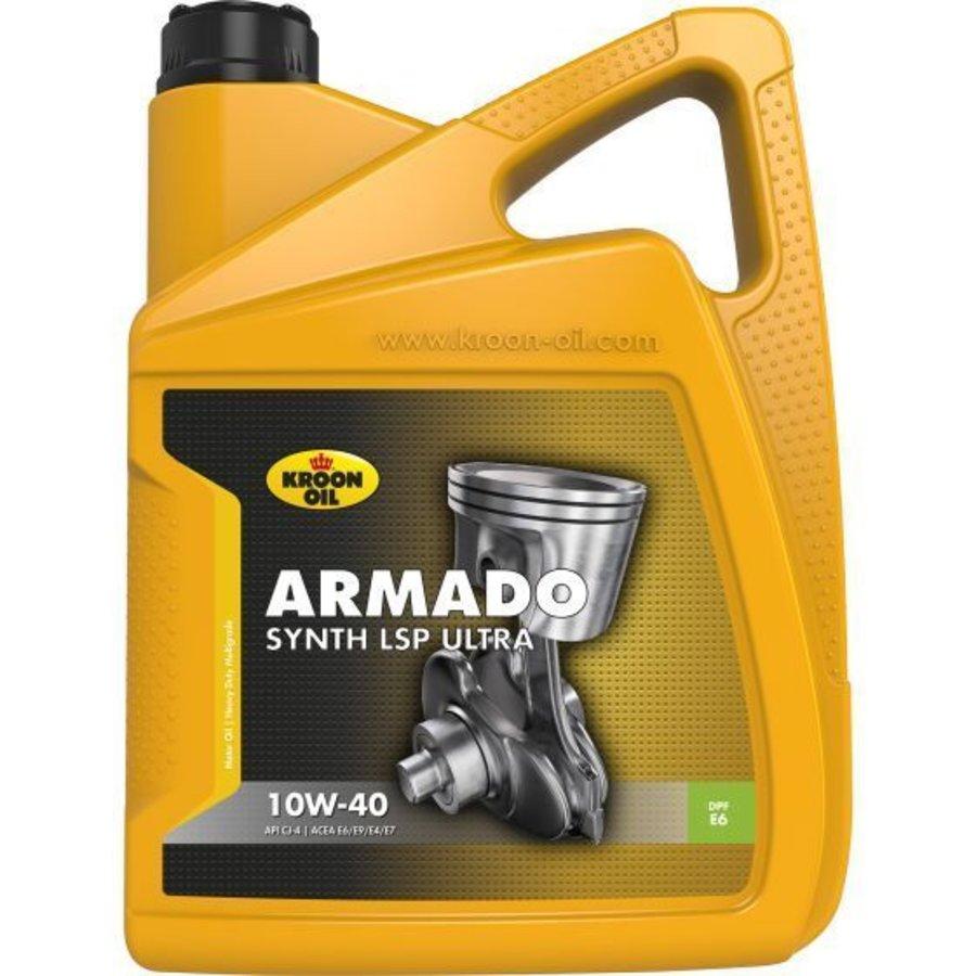 Armado Synth LSP Ultra 10W-40 - Dieselmotorolie, 4 x 5 lt-2
