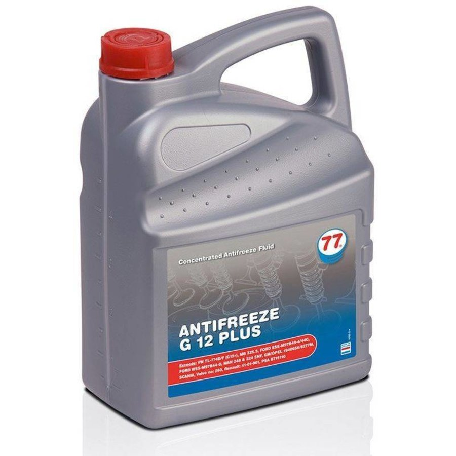Antifreeze G 12 Plus - Antivries, 3 x 5 lt-2