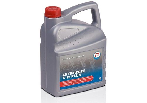 77 Lubricants Antifreeze G 12 Plus - Antivries, 5 lt