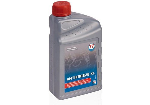 77 Lubricants Antifreeze XL - Antivries, 1 lt