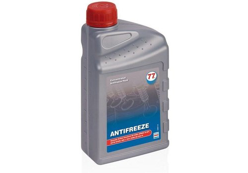 77 Lubricants Antifreeze - Antivries, 1 lt