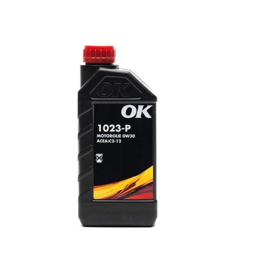 1023-P 0W-30 - Motorolie, 12 x 1 lt-2