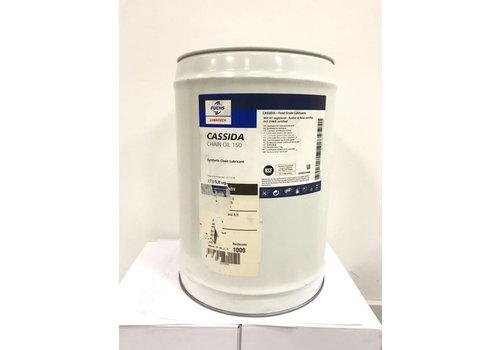Fuchs Cassida Chain Oil 150, 22 lt (OUTLET)