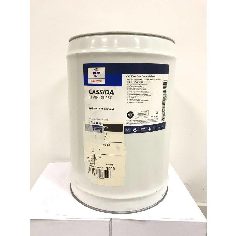 Cassida Chain Oil 150, 22 lt (OUTLET)-2