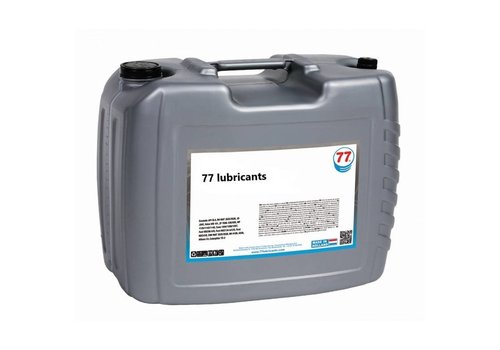 77 Lubricants Motor Oil SN 20W-50 - Motorolie, 20 lt