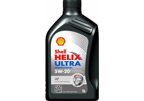 Shell Helix Ultra Pro AF 5W-20 - Motorolie, 1 lt