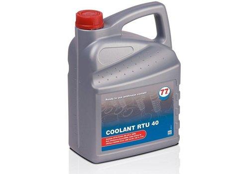 77 Lubricants Coolant RTU 40 - Koelvloeistof, 5 lt