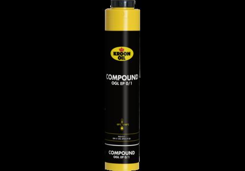 Kroon Oil Compound OGL EP 0/1 - Vet, 400 gr