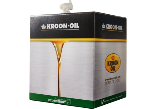 Kroon Oil Agridiesel CRD+ 15W-40 - Tractorolie, 20 lt BiB