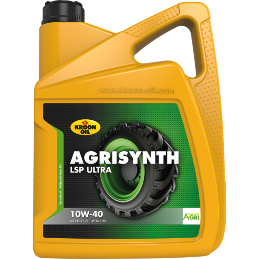 Agrisynth LSP Ultra 10W-40 - Tractorolie, 4 x 5 lt-2