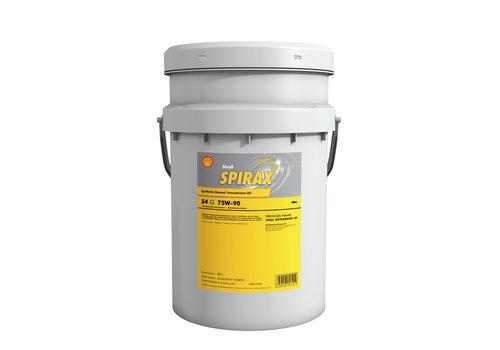 Shell Spirax S4 G 75W-90 - Versnellingsbakolie, 20 lt